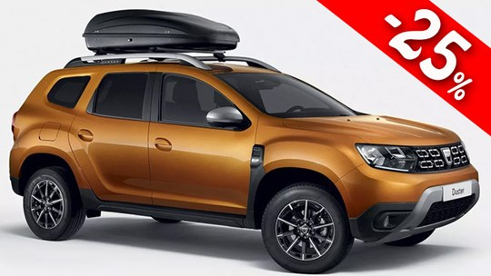 Box Tetto | Offerte Accessori Dacia