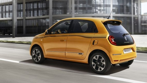 Renault Twingo Overview 022