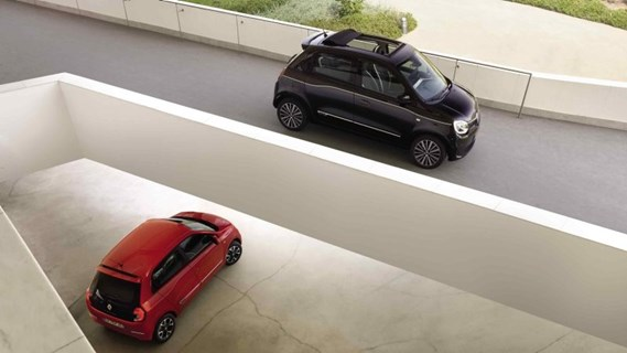 Renault Twingo Overview 016