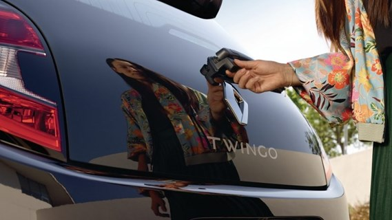 Renault Twingo Overview 021